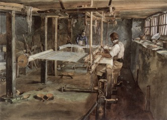 cloth workers