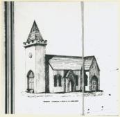 trinity church B15897